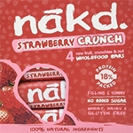 Nakd Strawberry Crunch Bar